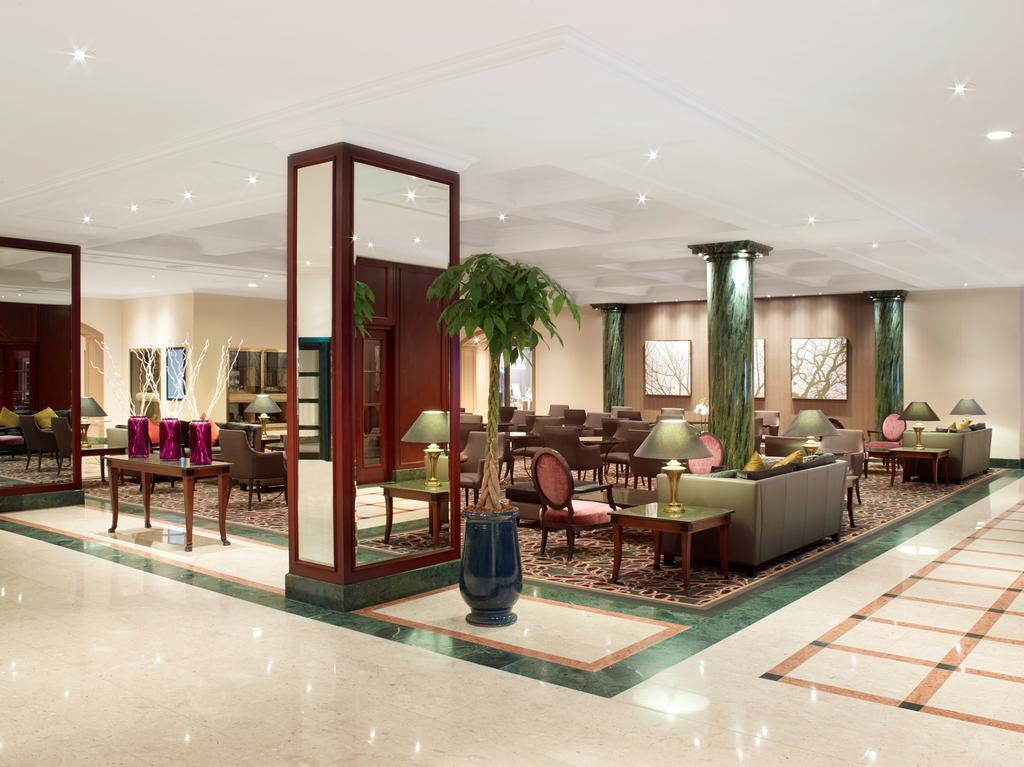 Hilton Lobby